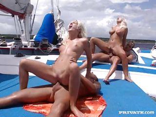 секс с худой секретаршей